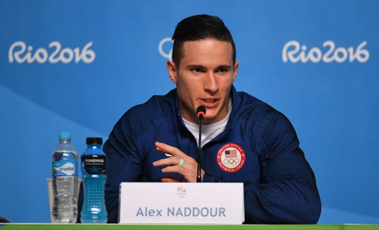 Olympics Usa Gymnastics Men S Press Conference