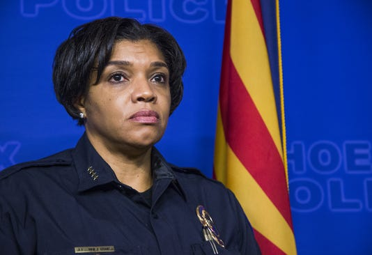 Chief Jeri Williams