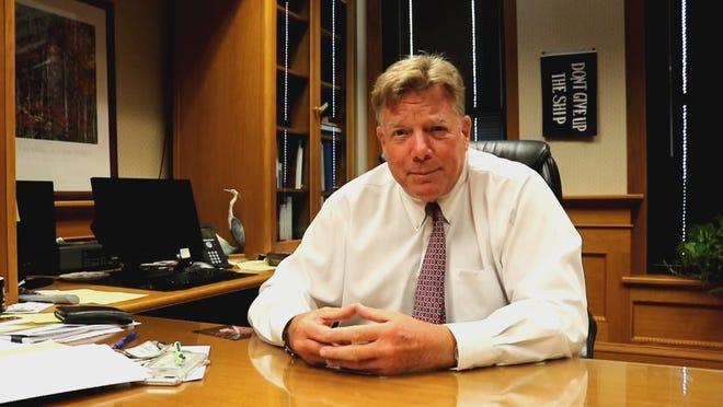 Judge Bruce Winters of Ottawa County Common Pleas Court.