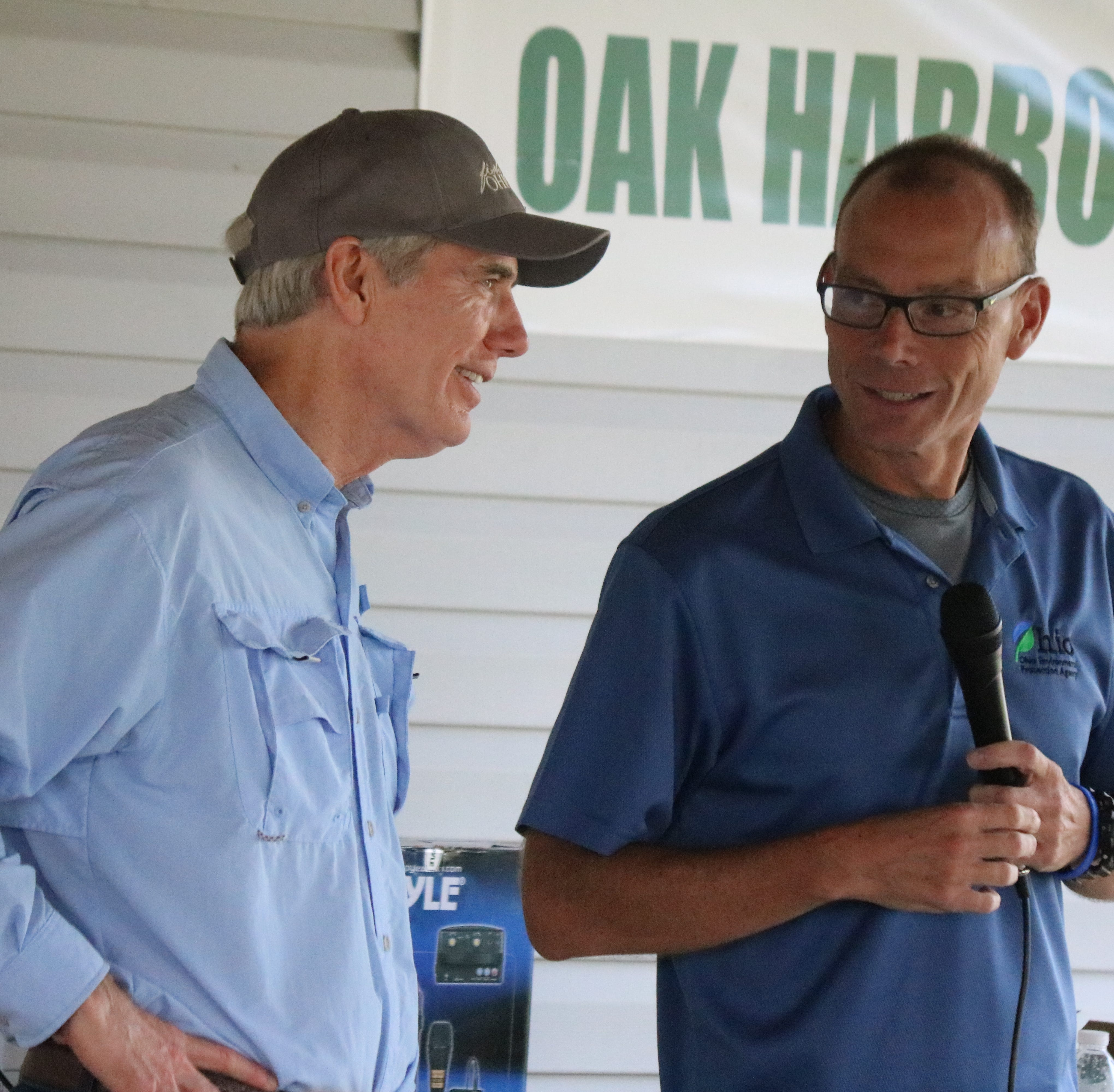 Portman leads Lake Erie roundtable discussion