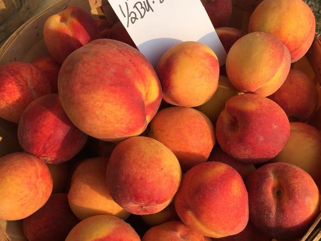 The Vantage Point Farmers Market is open Saturday until 2 p.m.