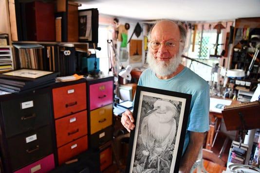 Yorkfest Artist Robert Oughton