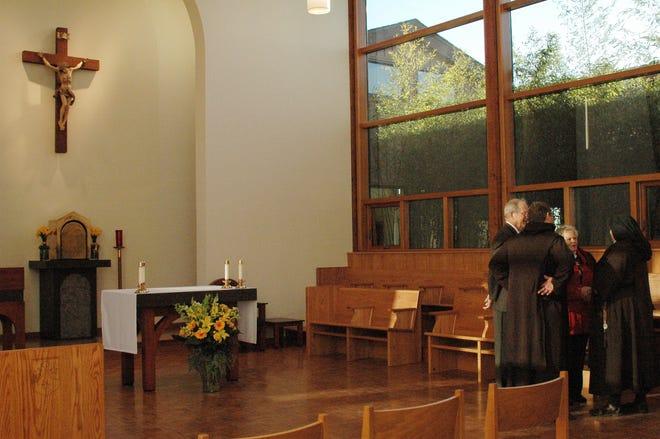 The Carmelite House of Studies in 2005.