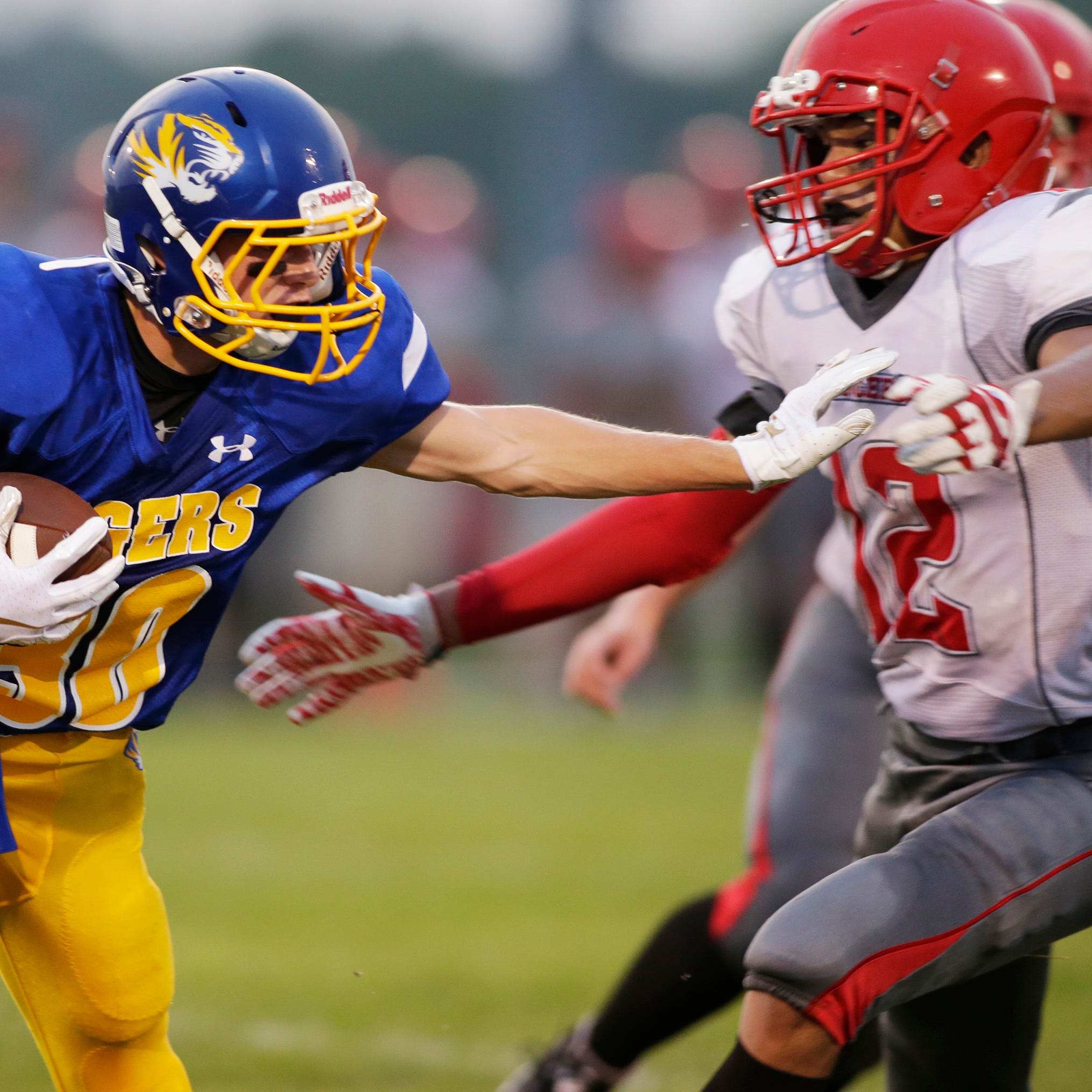 Top 10 performers: Reedsville QB Carson Schanilec's 6 TDs leads way
