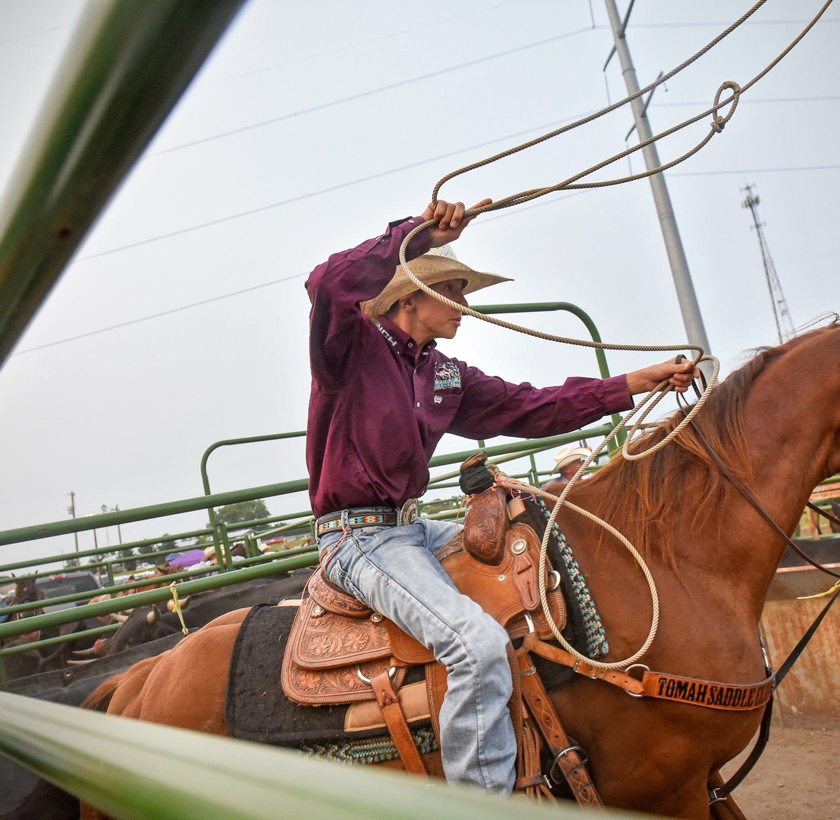 Silver Bullet Saddle Club brings annual rodeo to Clearwater