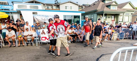 Spencer Makenzie's cornhole tournament has become a tradition in Ventura.