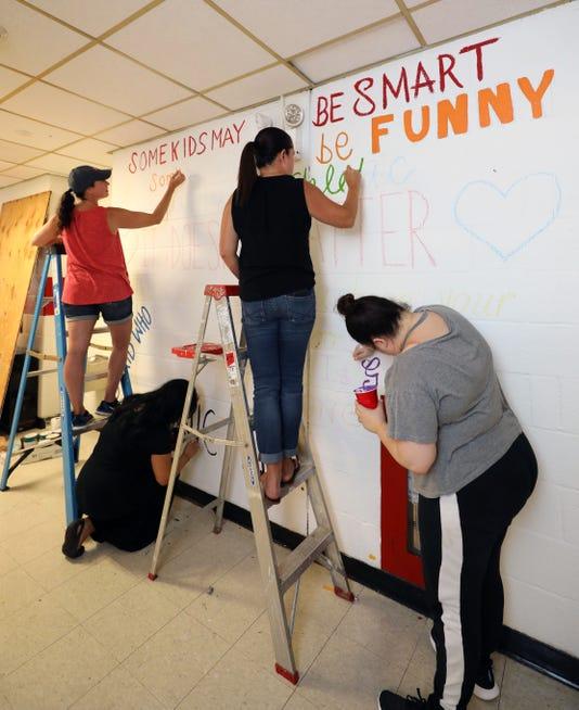Anti Bully Mural