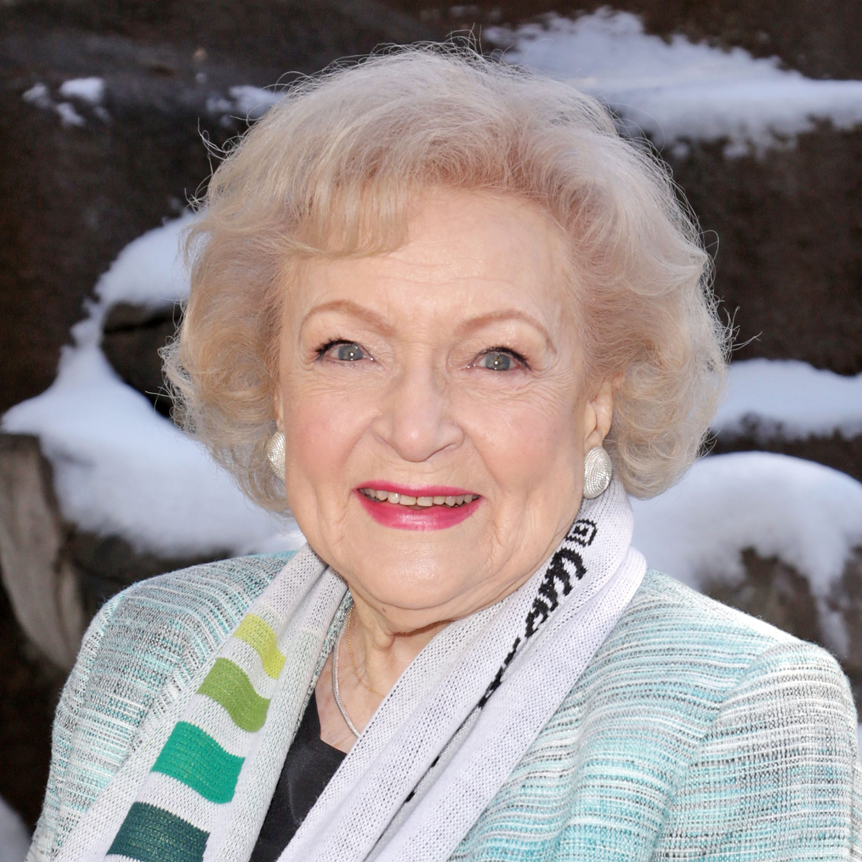 """Betty White's 80-year entertainment career is the subject of a new PBS documentary, """"Betty White: First Lady of Television."""""""