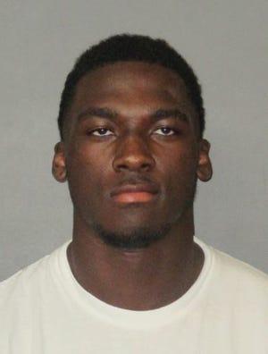 LSU wide receiver Drake Davis