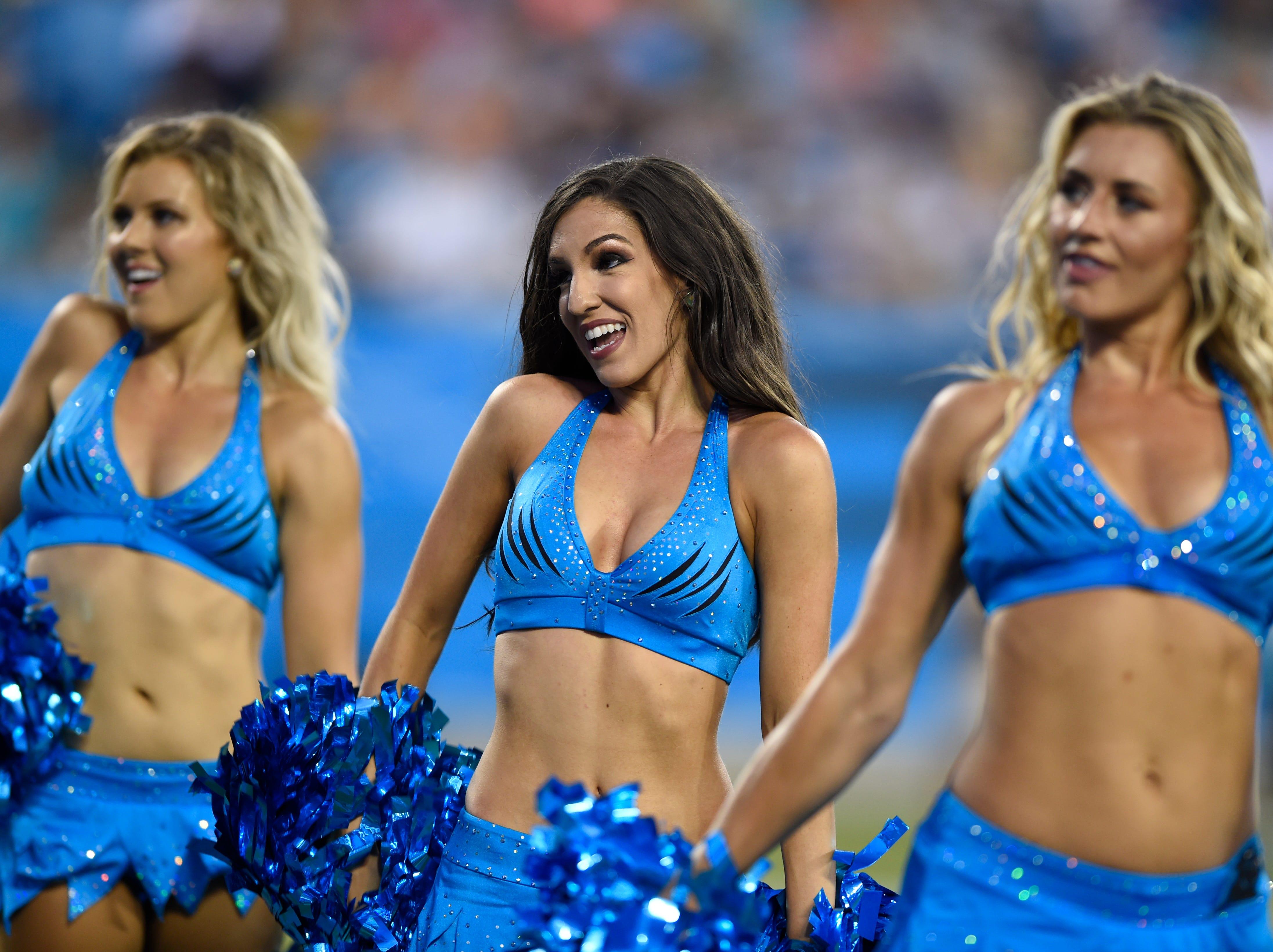 Preseason Week 2: Panthers