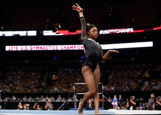 Usp Gymnastics 2018 U S Gymnastics Championships S Gym Usa Ma