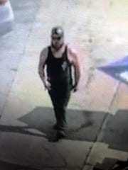 Appleton police want to question the man in this photograph.