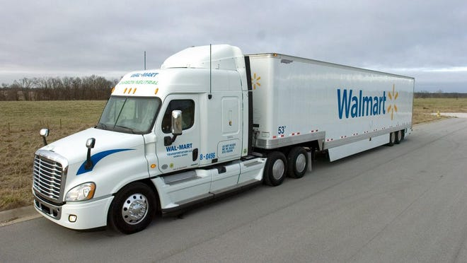 Walmart officially opens its new distribution center off State Road 524 in Cocoa on Wednesday.