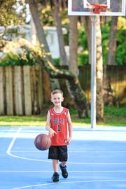 Evan, 6, is the Space Coast Parent September Child of the Month.
