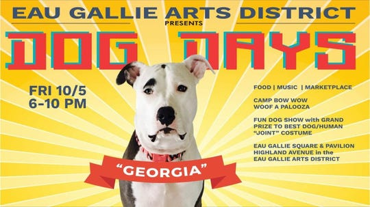 Dogs Days of Summer will be held Oct. 5.