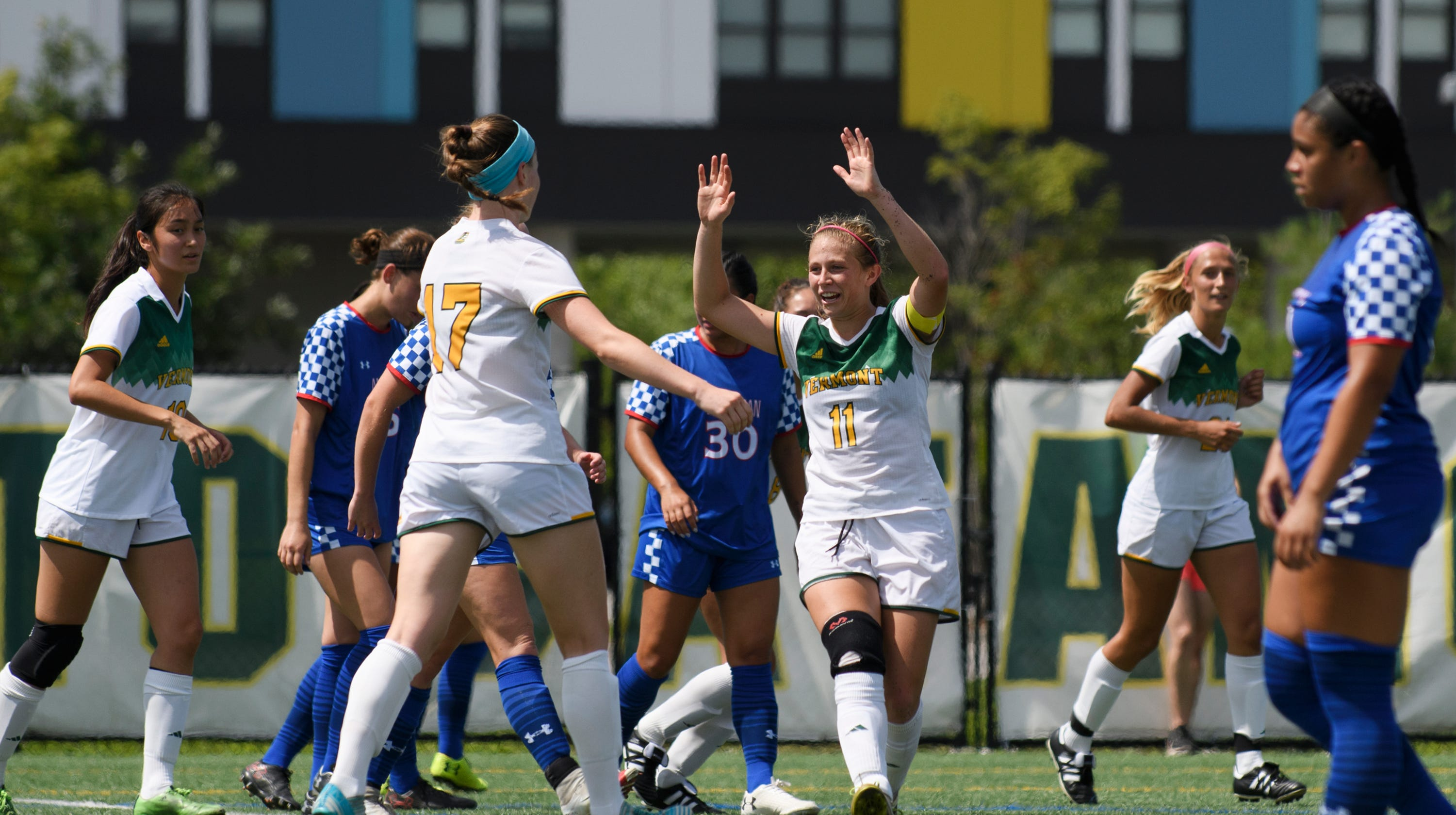 womens non conference soccer action - HD2400×1600