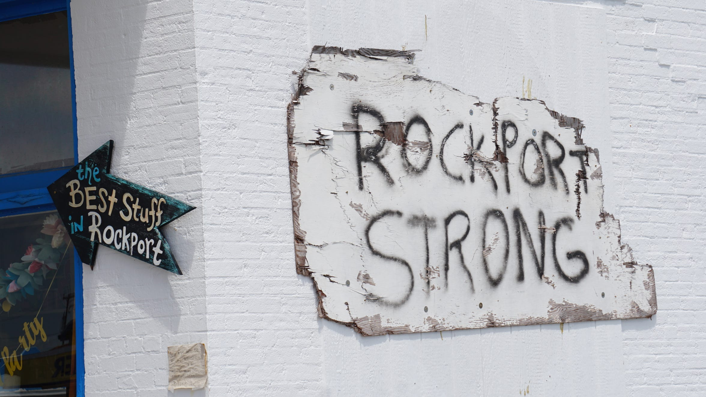 Rockport Strong