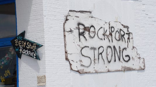 Rockport Strong 3