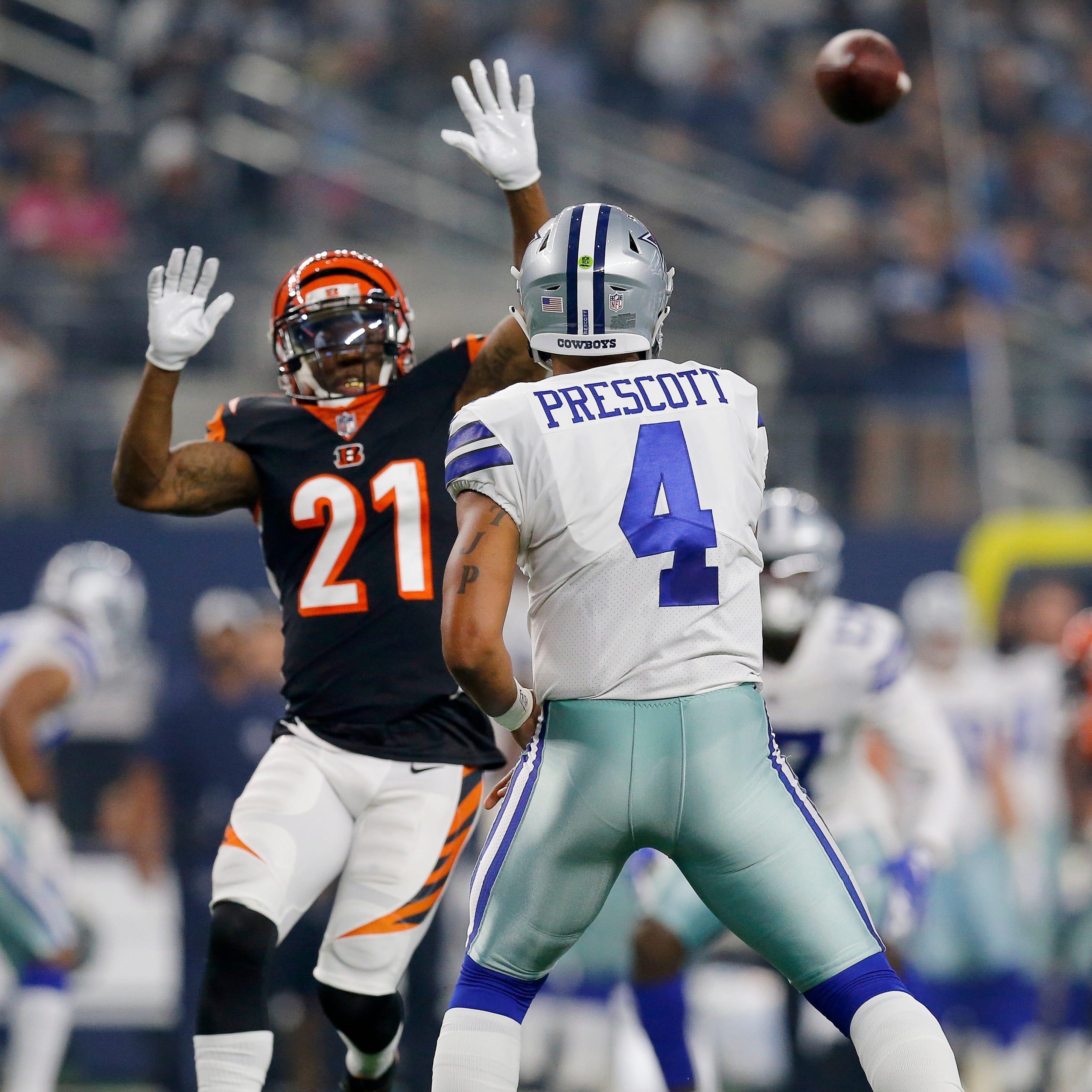 Cincinnati Bengals' 2019 NFL free agency tracker