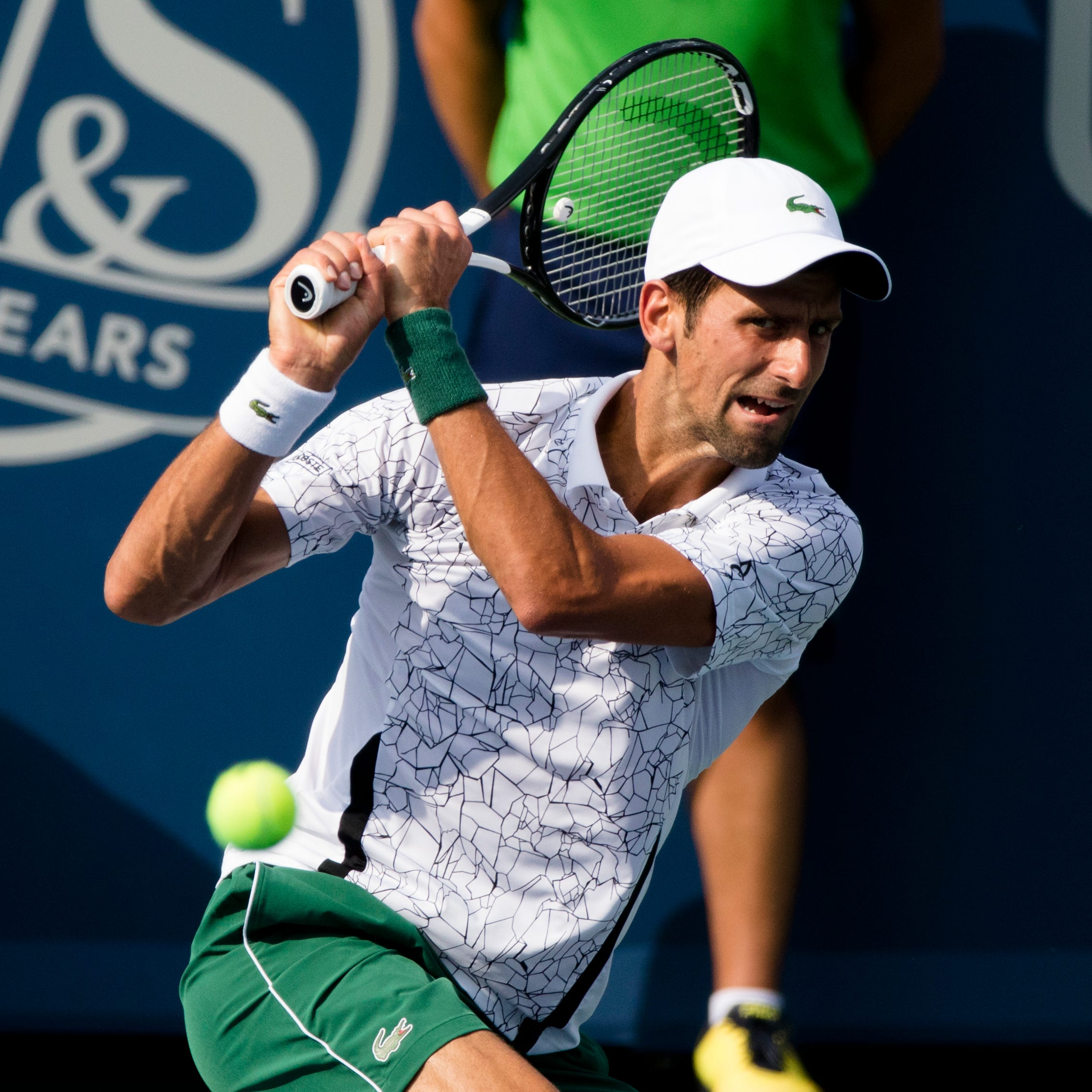 Novak Djokovic beats Roger Federer for 1st career Western & Southern Open tennis title