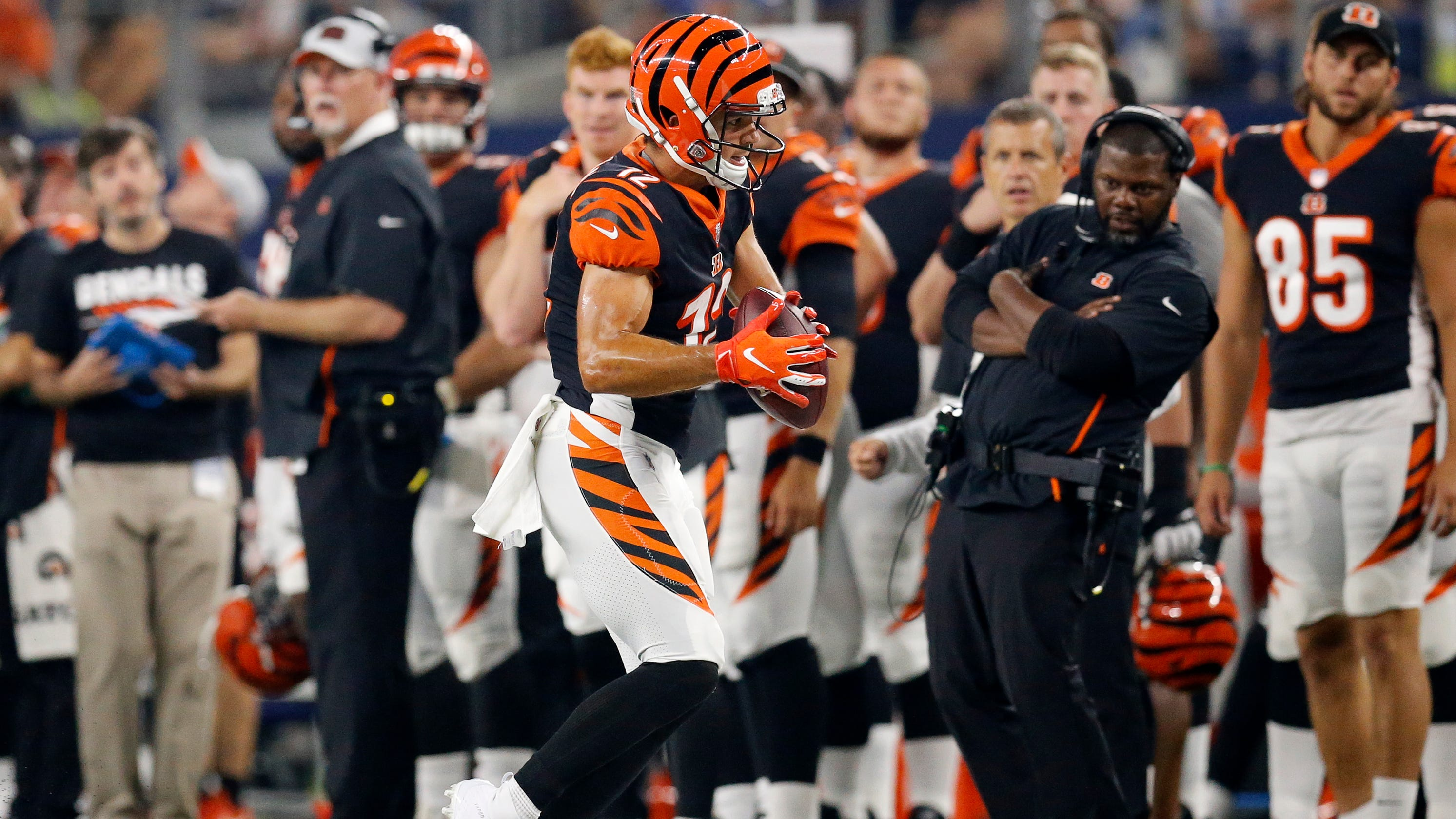 93bd557b014 Cincinnati Bengals sign receiver Alex Erickson to contract extension