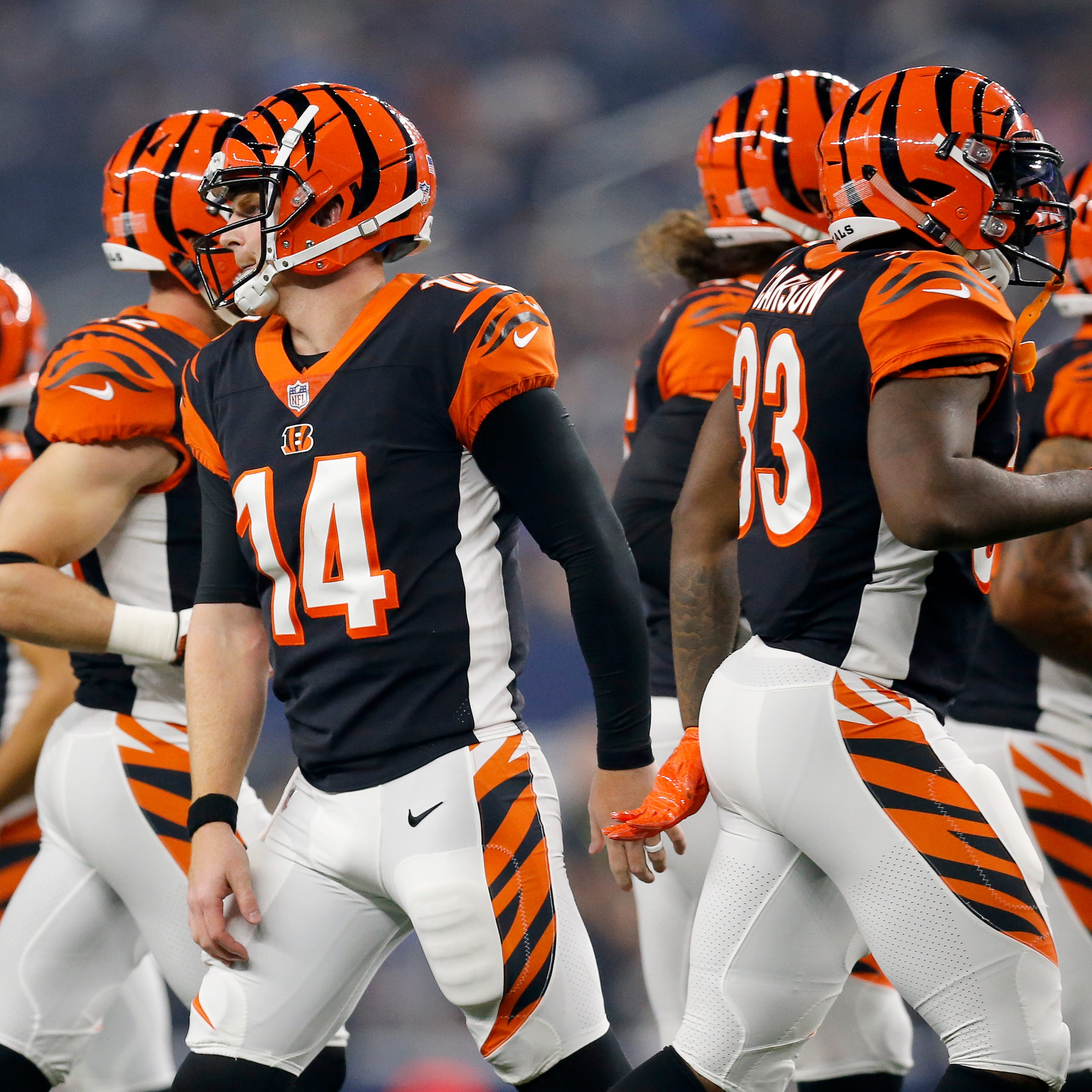 Doc's Morning Line: Bengals still have big issues in front of Andy Dalton, farewell Iloka