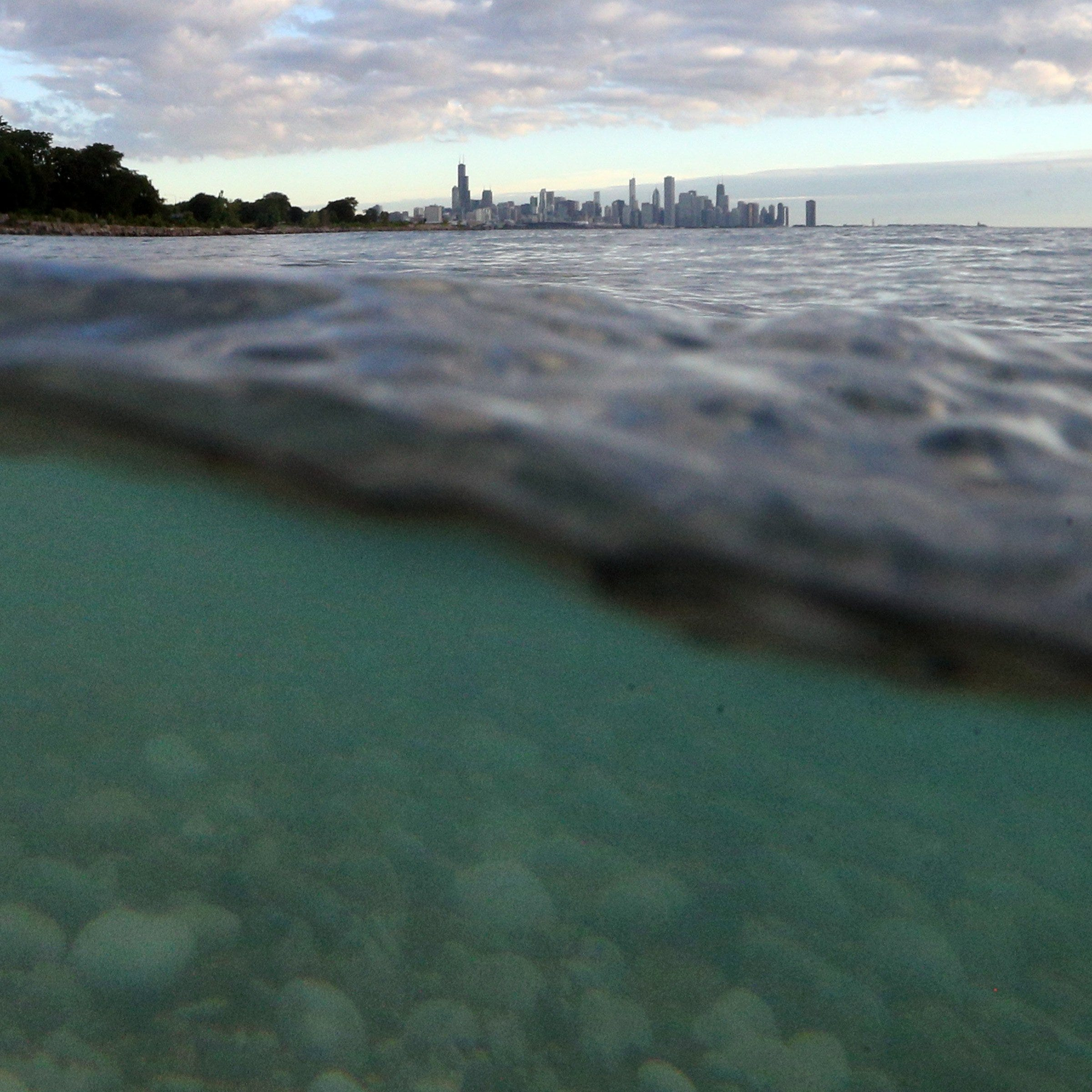 2 Chicago boys die after being pulled from Lake Michigan