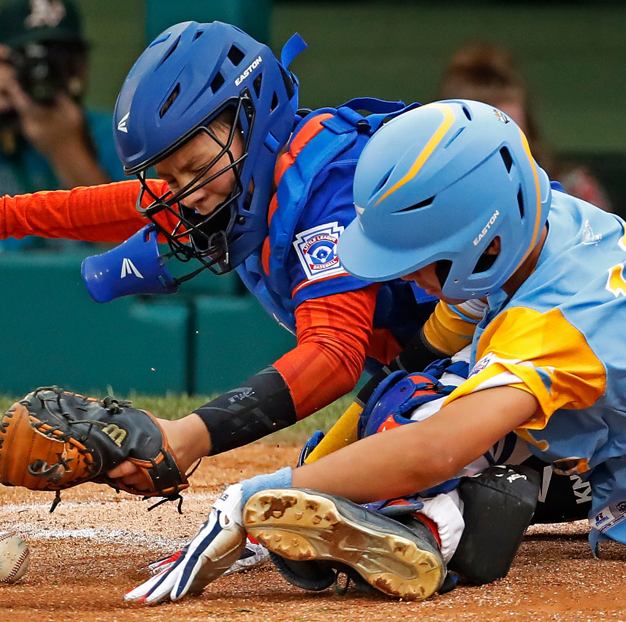 Grosse Pointe Woods-Shores no match for Hawaii in Little League World Series