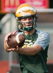 Brendan Cwiklinski and Grosse Pointe North will try to build on a 6-3 season.
