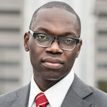 Whitmer expected to tap Garlin Gilchrist II as running mate