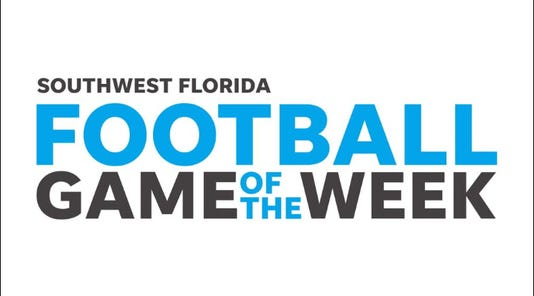 USE THIS ONE - SWFL Football - Game of the Week