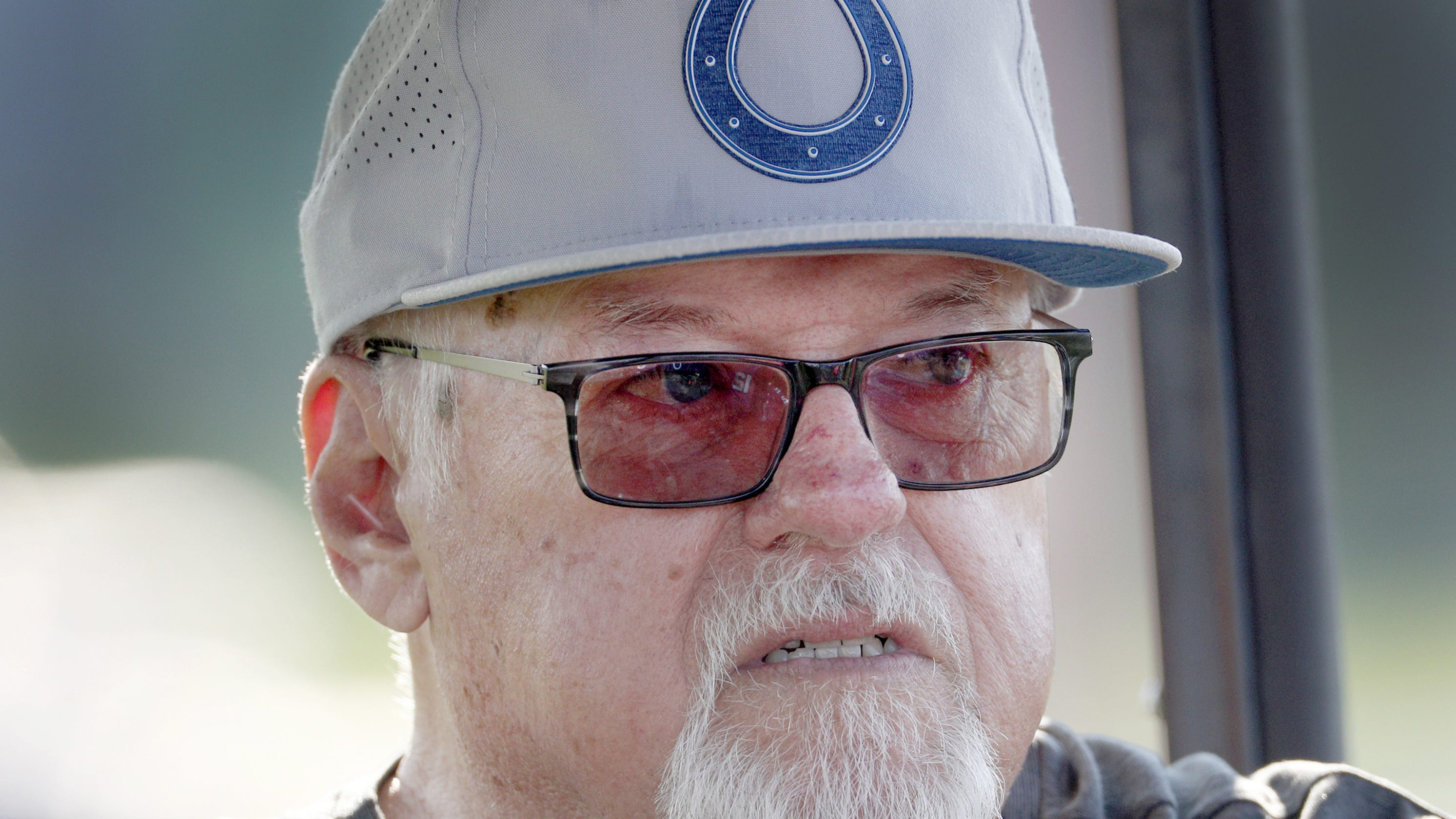 Bob Lamey, former voice of Colts, admits to using