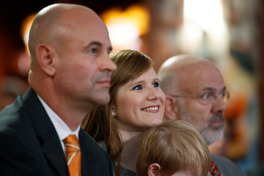 Jeremy Pruitt Wife >> Coach Pruitt's wife, Casey Pruitt, shares recipes fit for tailgating