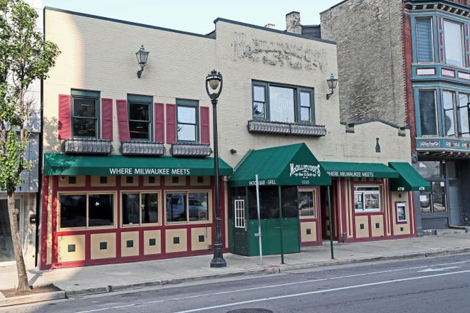 McGillycuddy's at 1135 N. Water St.,  Milwaukee.
