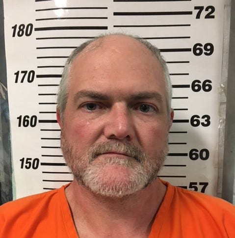 Kinney Louis Spears was arrested Sunday and charged with murdering his wife