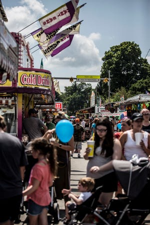 The West Licking Firefighters Association 74th Annual Pataskala Street Fair returns Aug. 18 after a year of interruption by the global pandemic.
