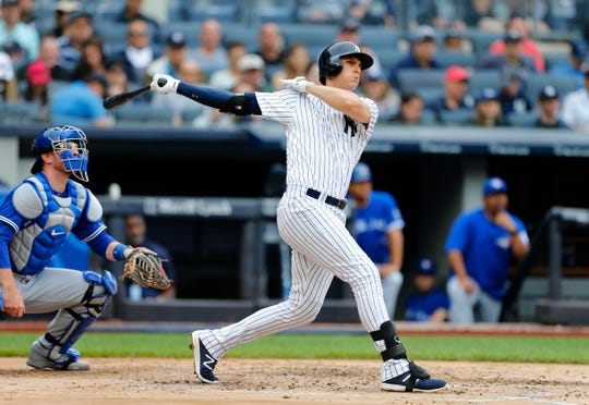 The Yankees and Greg Bird agreed to a one-year, $1.2 million contract to avoid arbitration.