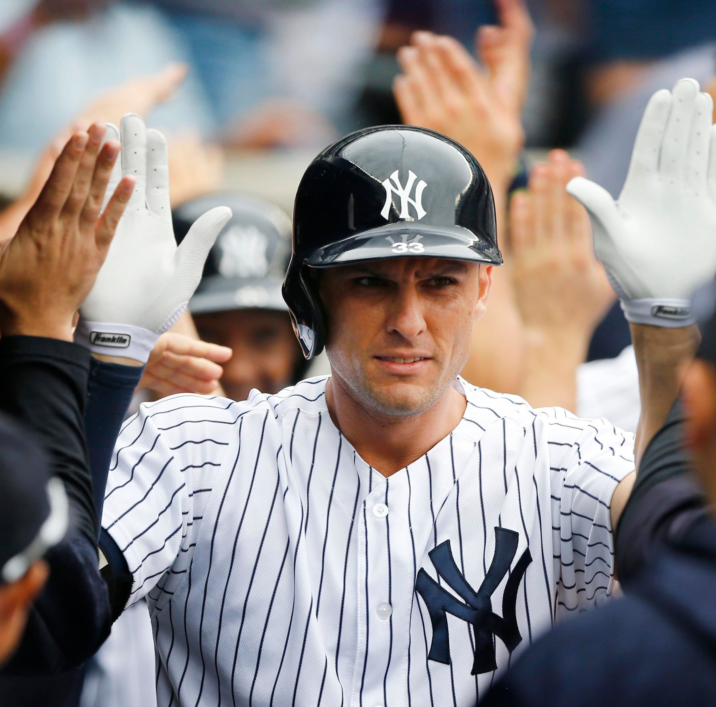 New York Yankees by-the-numbers for Monday, August 20