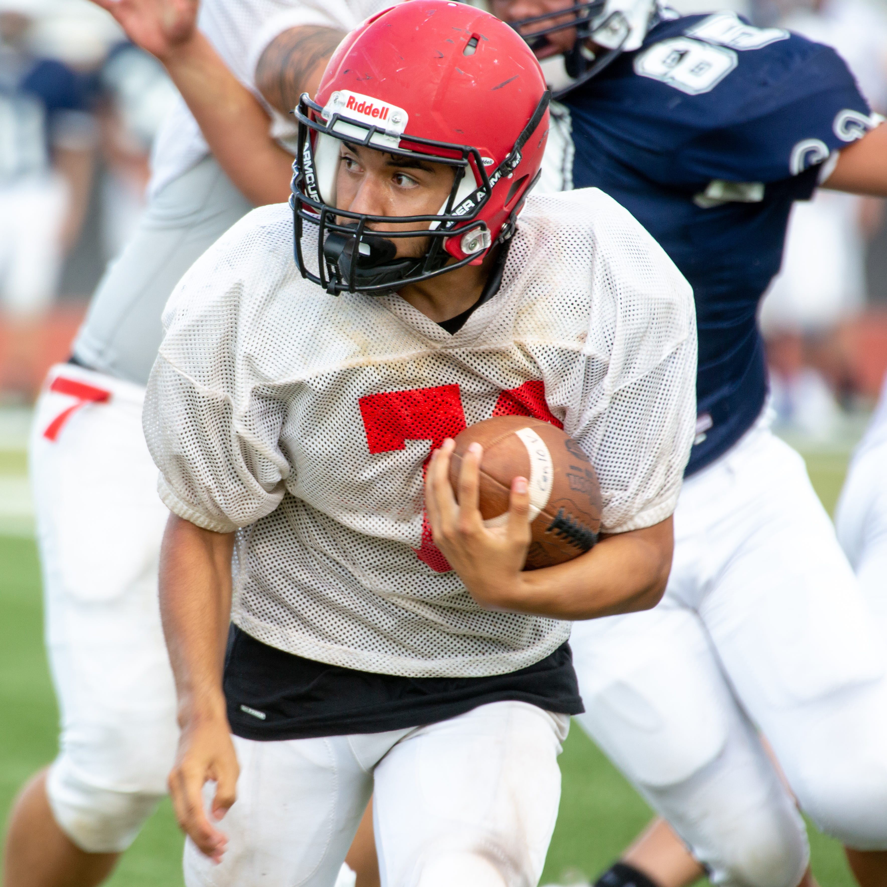 Centennial football looks to improve in 2018
