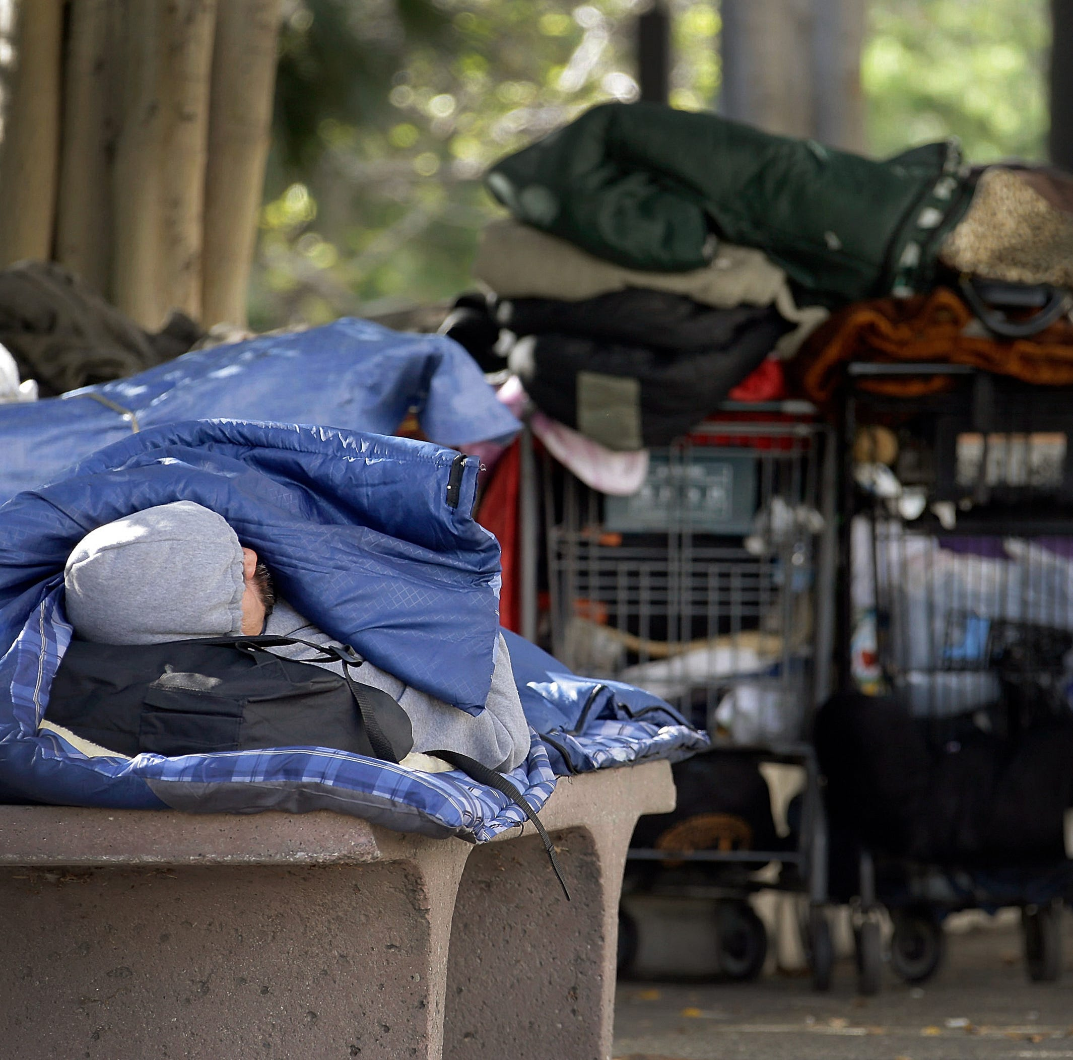 Poverty in California is getting better—except where it isn't