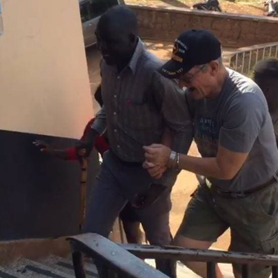 U.S. missionary, veteran arrested in Uganda for assaults on, racist slurs against hotel workers