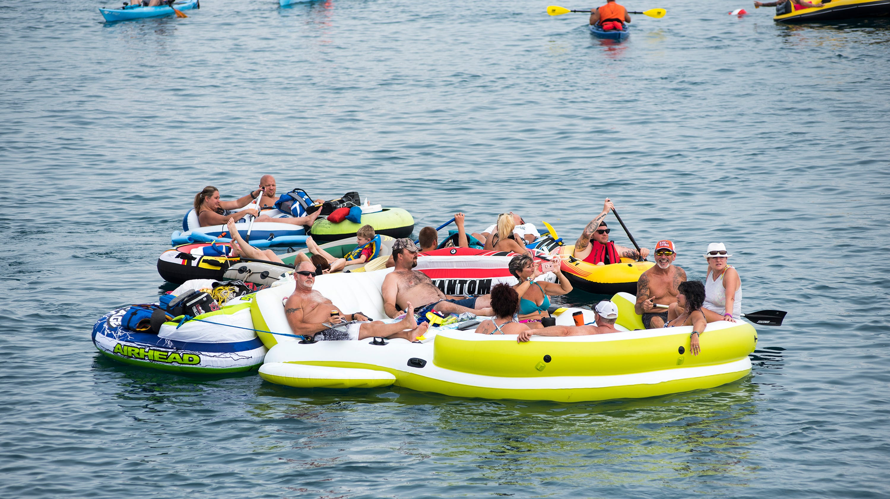Officials: If you participate in Float Down, come prepared