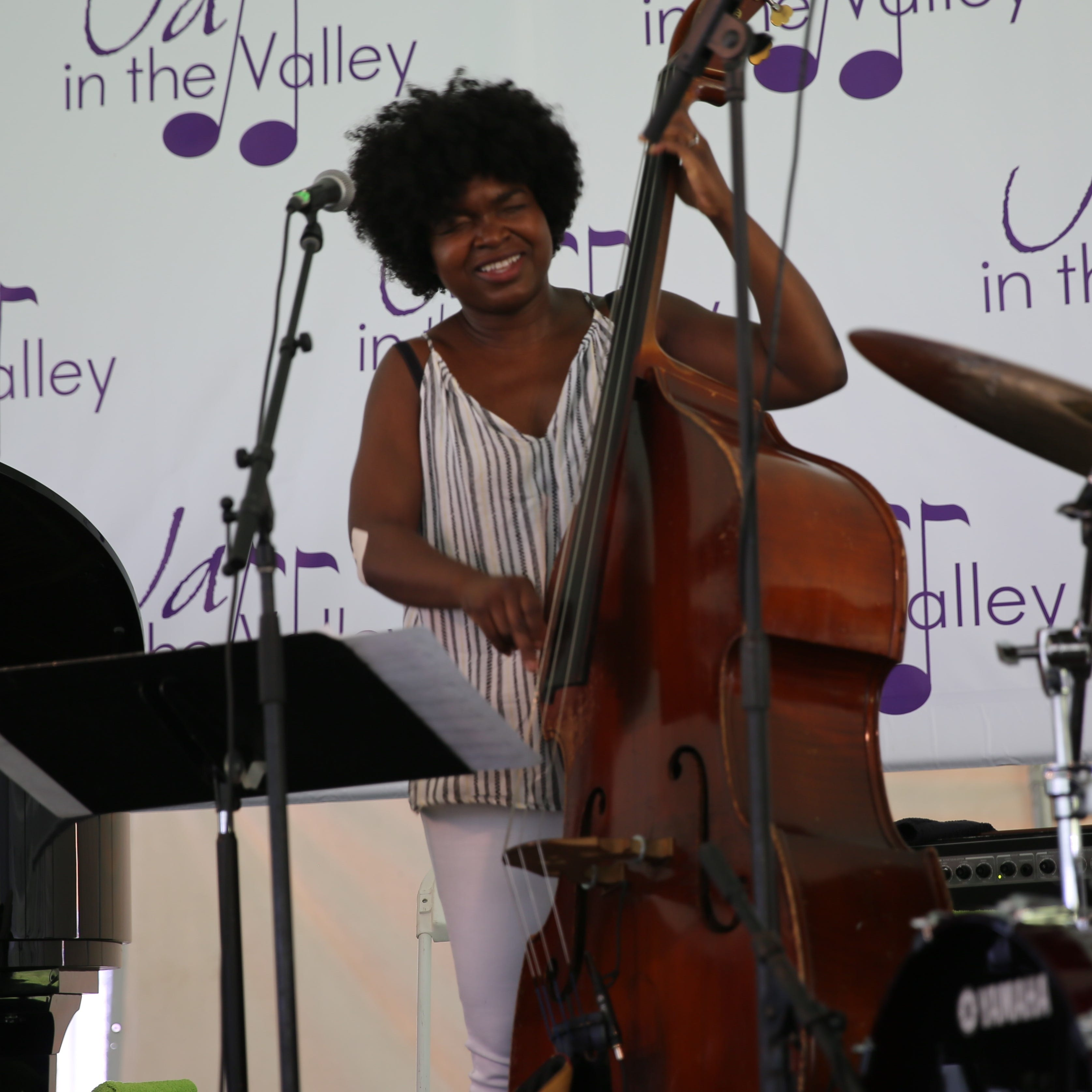 Jazz in the Valley: Hundreds enjoy bands on the Hudson River, celebrate classic genre