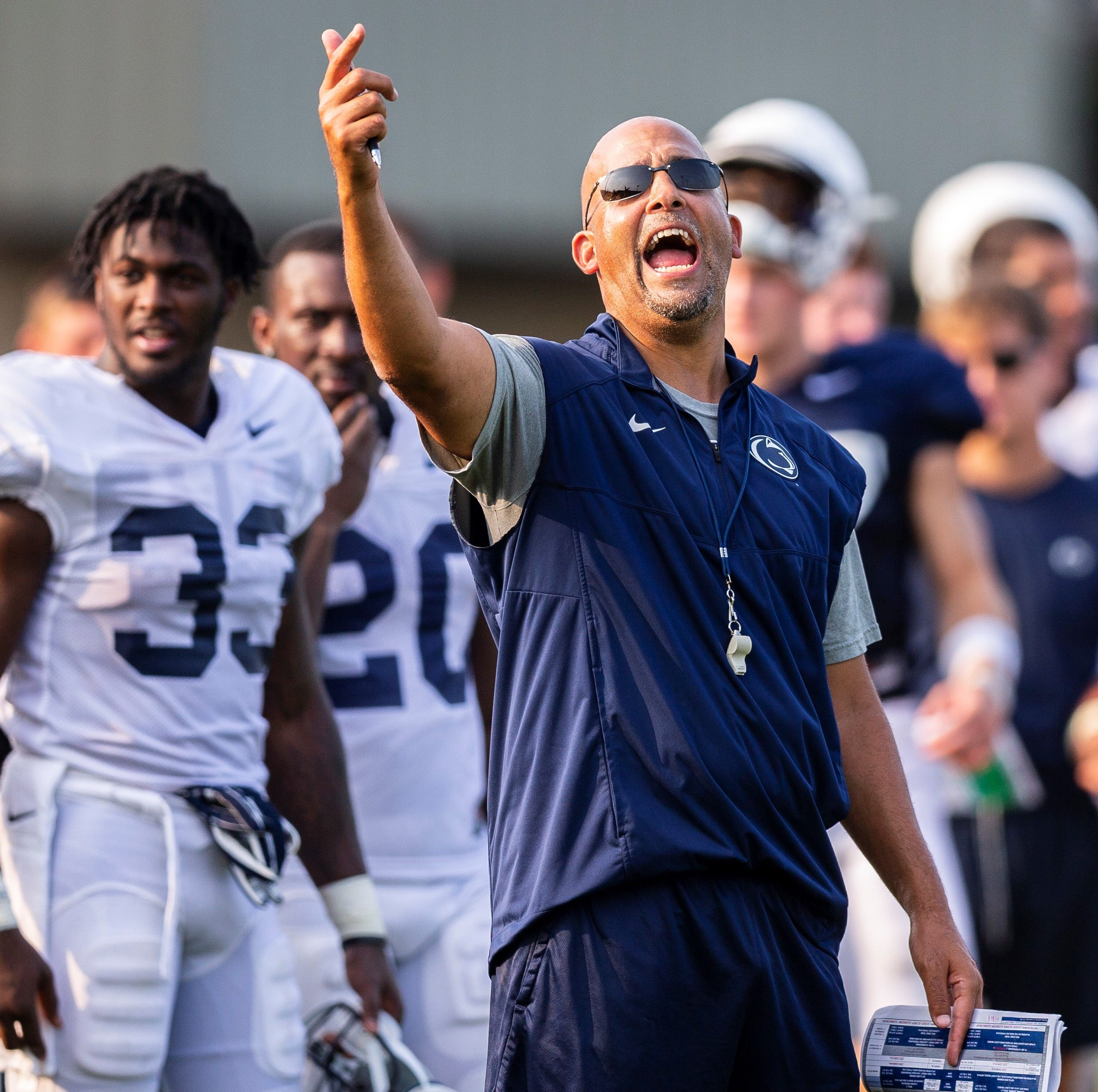 In poll of peers, Penn State's James Franklin voted one of most overrated college coaches