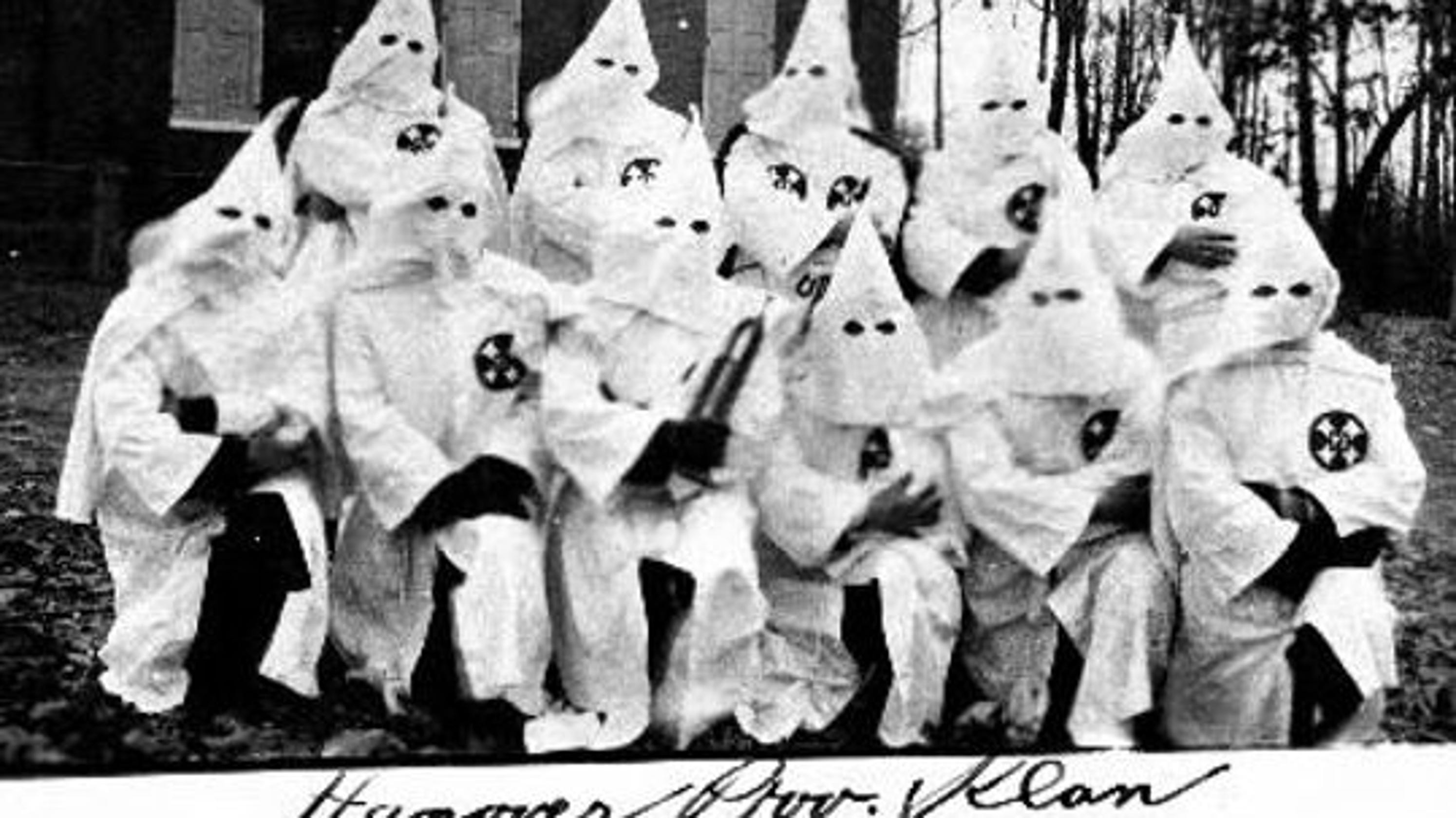 KKK lit crosses on the lawns of Red Lion cigar makers who hired blacks
