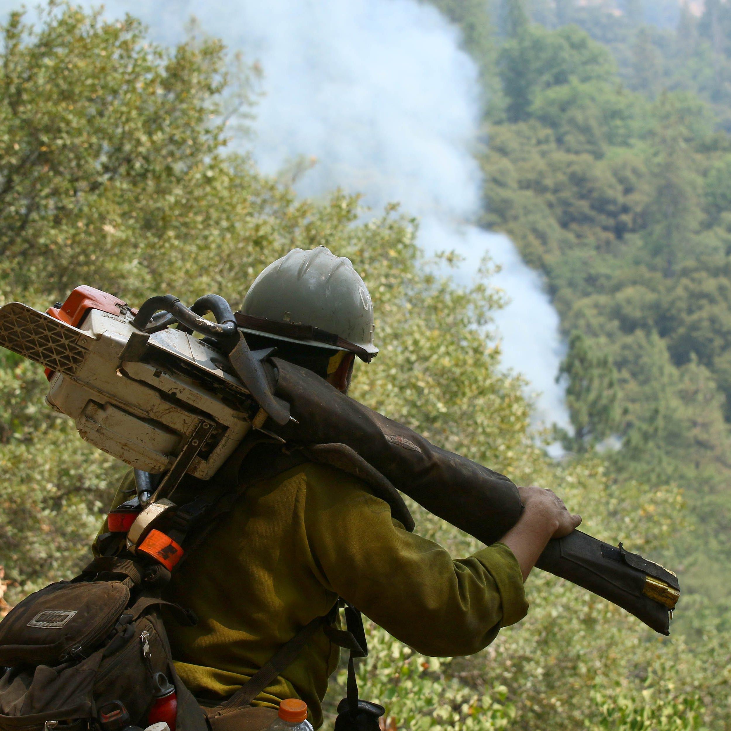 Crews report steady progress battling monster Carr, Hirz, Gorge fires