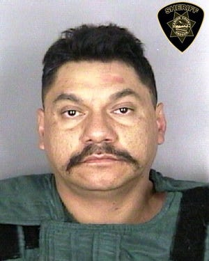Eduardo de la Lima Vargas, 39, of Hubbard, was arrested on DUI and manslaughter charges following a double fatal crash in Salem on Sunday, Aug. 19, 2018.