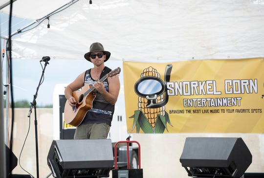The Snorkel Corn Summer Classic is noon to 7 p.m. Sunday at Sailfish Brewing Company.
