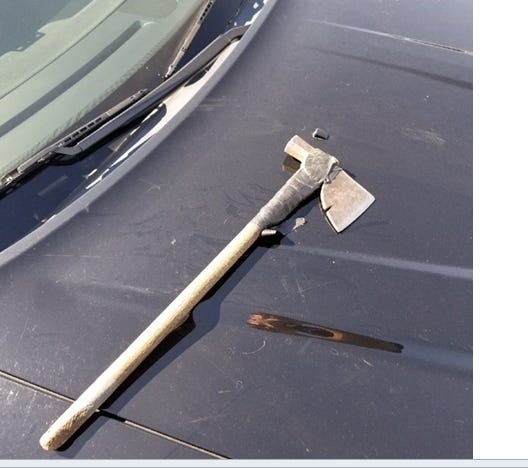 Visalia police recovered the weapon a victim said she was threatened with.