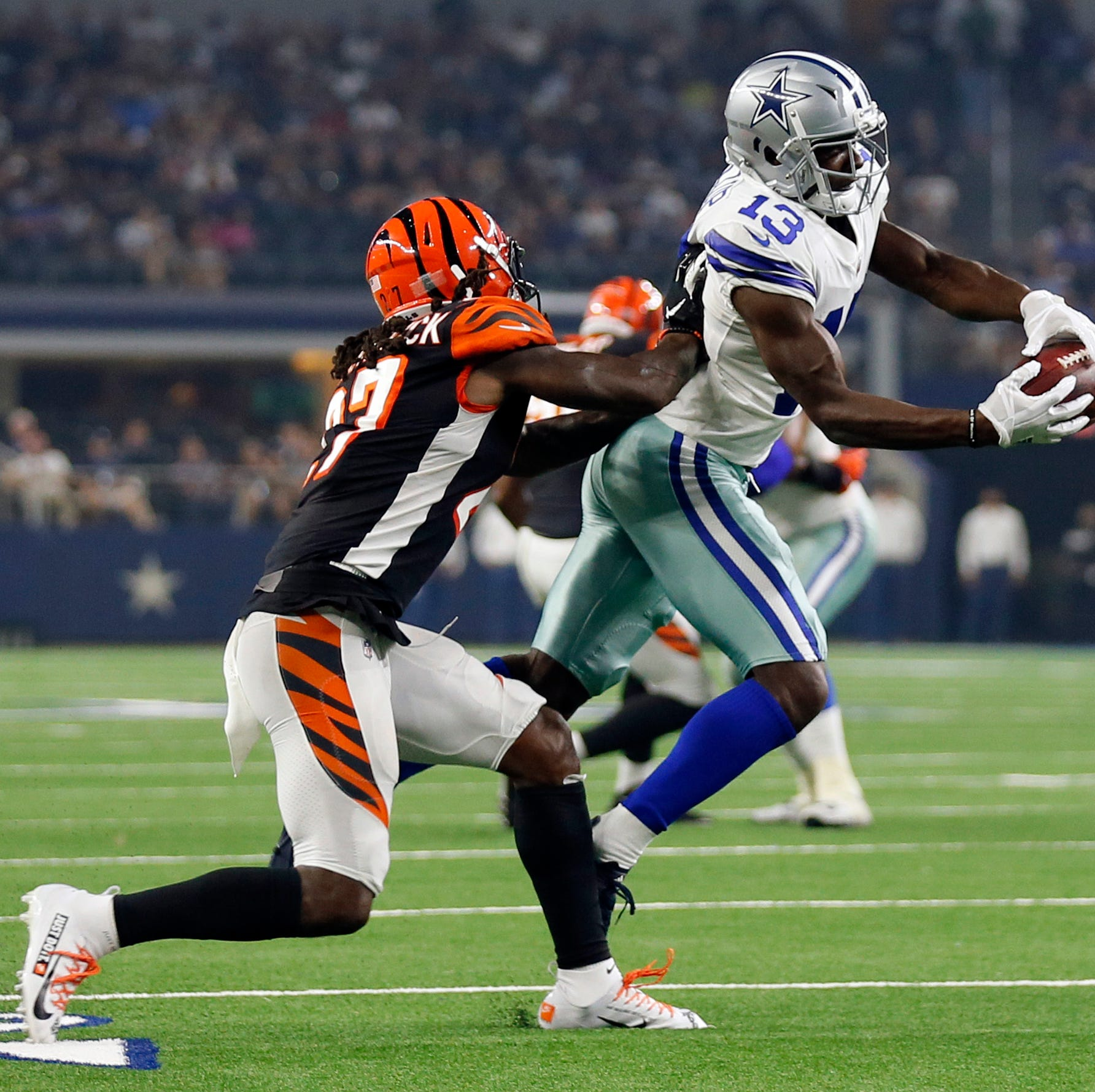 Two preseason games prove Dallas Cowboys better off without Dez Bryant
